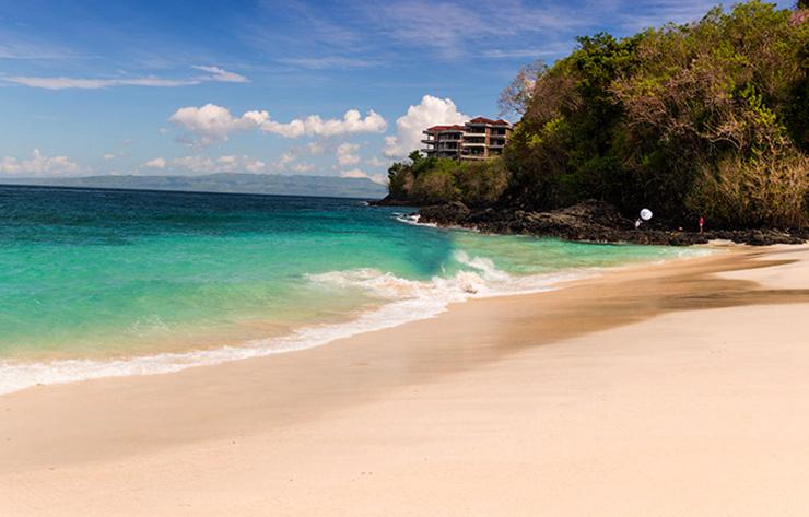 Секретный пляж (Secret beach)