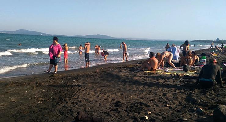 Пляж Сольницы (Плаж Сольница)