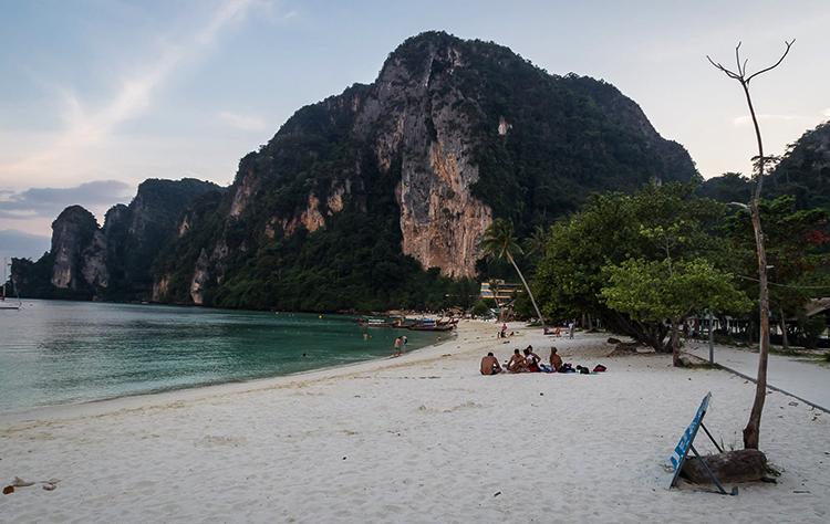 Тонсай Бэй (Thon Sai Beach)