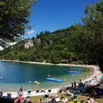 Лучшие пляжи озера Гарда — популярные места