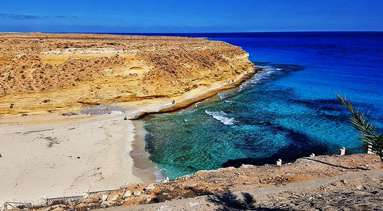 Агиба (Agiba beach)