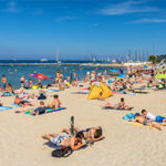 Антиб — пляжи и знаменитые места побережья