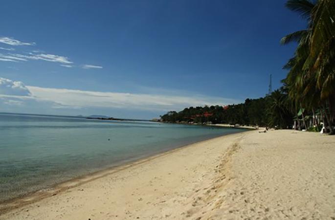 Пляж Хаад Чао Пао (Haad Chao Phao)