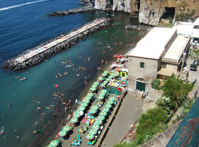 Марина ди Кассано (Spiaggia Marina di Cassano)