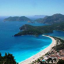 Лучшие пляжи Эгейского побережья Турции