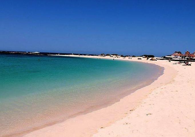 Fuerteventura El Cotillo Beach & Lagoons