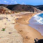 Фару (Португалия) — лучшие пляжи города