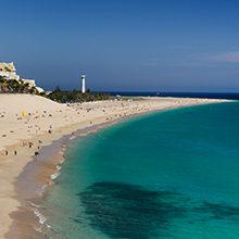 Пляжи острова Фуэртевентура: список и описание (с фото)
