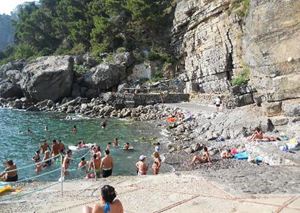 Гавителла (Spiaggia della Gavitella)