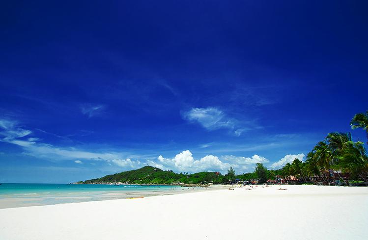 Пляж Хаад Рин Нок (Haad Rin Nok)