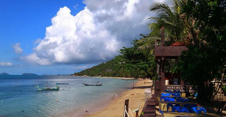 Пляж Хаад Рин Най (Haad Rin Nai)