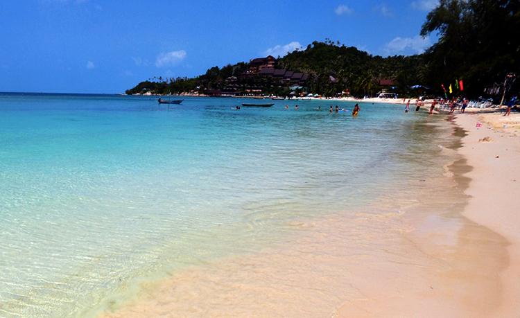 Пляж Хаад Яо (Haad Yao)