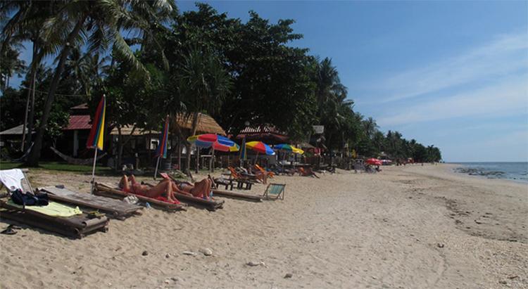 Клонг Кхонг (Klong Khong Beach)