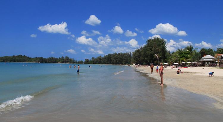 Клонг Дао (Klong Dao Beach)