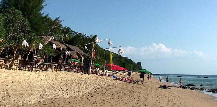 Клонг Нин (Klong Nin Beach)