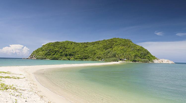 Пляж Мае Хад (Mae Haad)