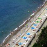 Пляжи Небуга: обзор и фото береговой линии