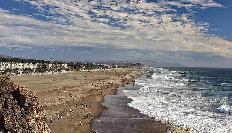 Оушен Бич (Ocean Beach)