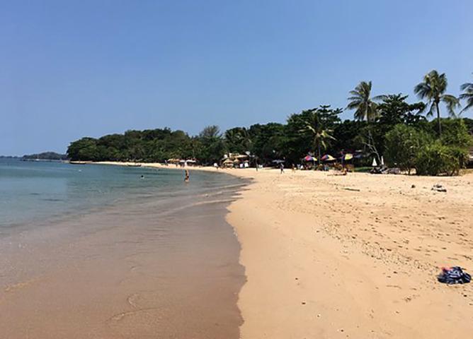 Пра Ае (Phra Ae Beach)
