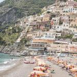 Пляжи Позитано — где искупаться и позагорать