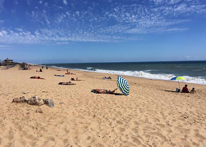 Фару (Praia de Faro)