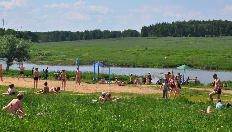 Озеро Семязино