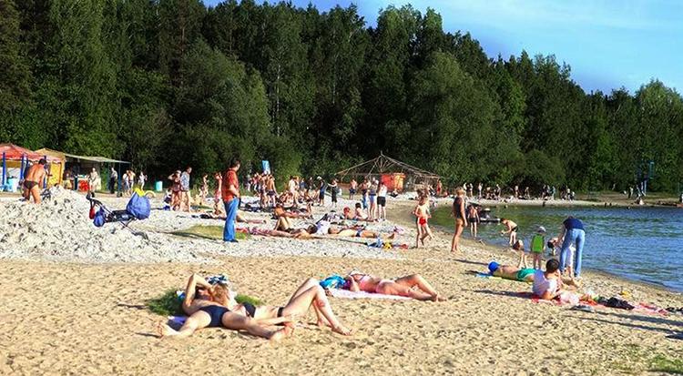 Шершневский пляж