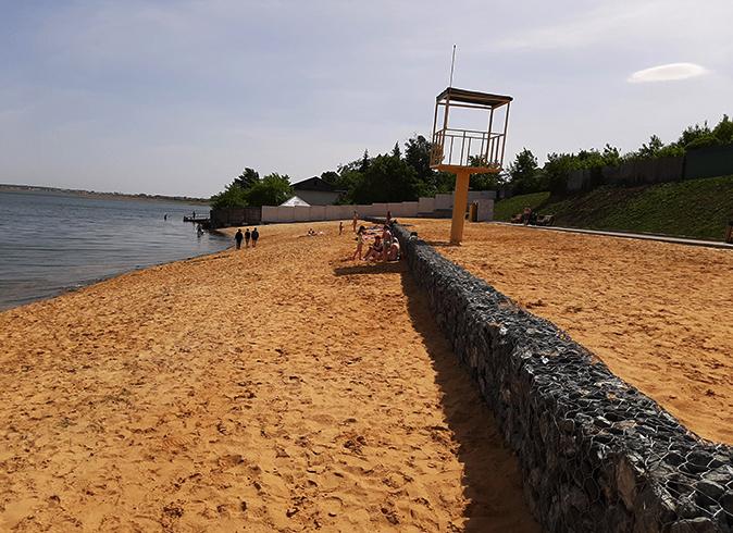 Смолинский пляж