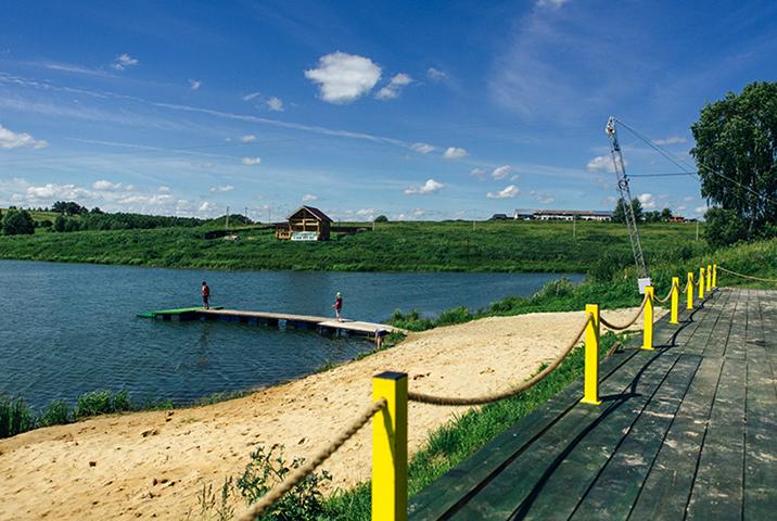 Водохранилище Содышка