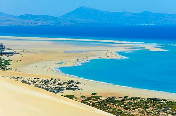 Сотавенто (Playa de Sotavento)