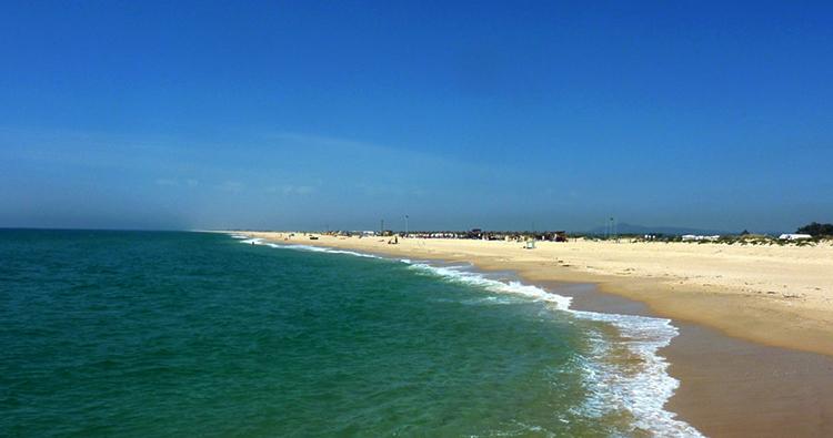 Тавира (Praia da Tavira)