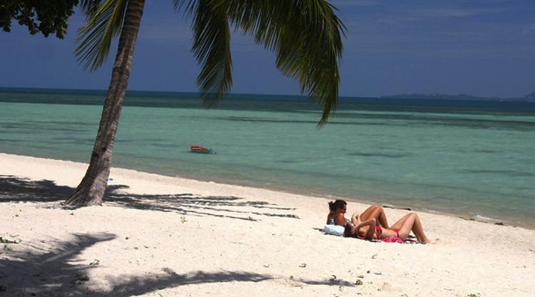 Пляж Тонг Сала (Thong Sala)