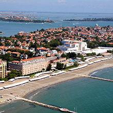 Пляжи Венеции и окрестностей