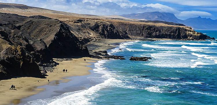 Пляж Старого Короля (Playa del Viejo Rey)