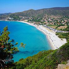 Лучшие пляжи Кальяри — места для отдыха у моря
