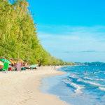 Лучшие пляжи Камбоджи — где искупаться и позагорать