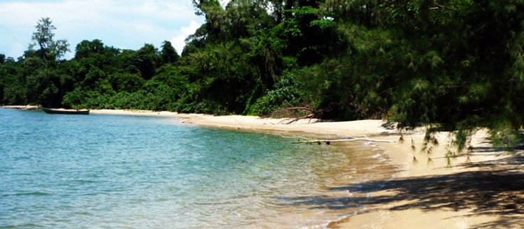 Ко-Тхмеи (Koh-Thmei Beach)