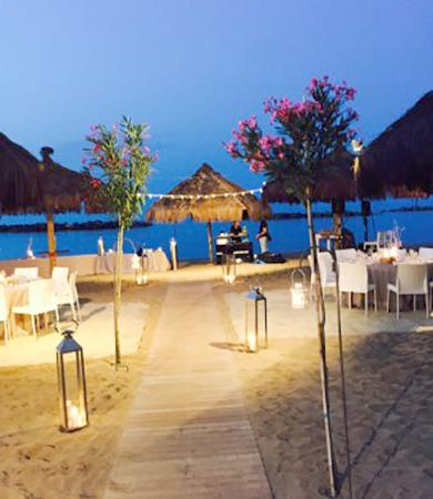 Пляжный клуб Нептун (Nettuno Beach Club)