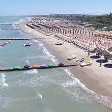 Пескара (Италия) — популярные пляжи и места для отдыха