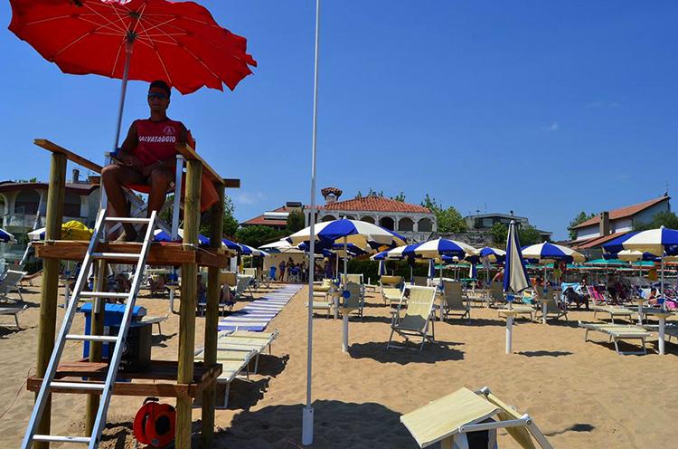 Пляжный курорт Лидо Сан Марко (Lido San Marco Beach Resort)