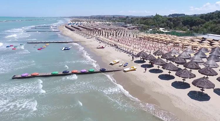 Купальное заведение Истрия (Stabilimento Balneare Istria)