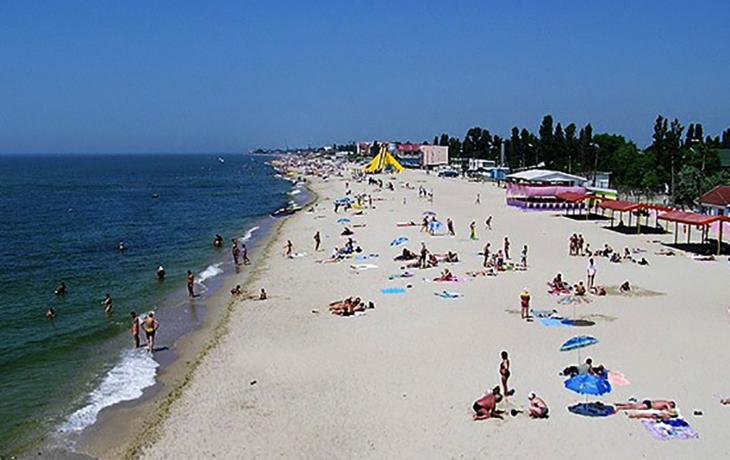 Пляжи в Солнечном районе