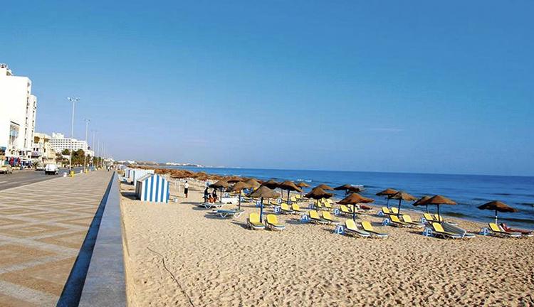 Бу-Джаафар (Bou Jaafar Beach)