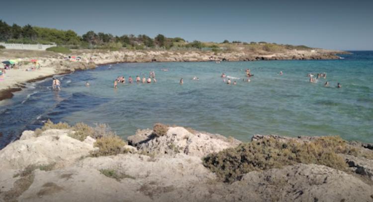 Пляж Лидо Бруно (Spiaggia di Lido Bruno)