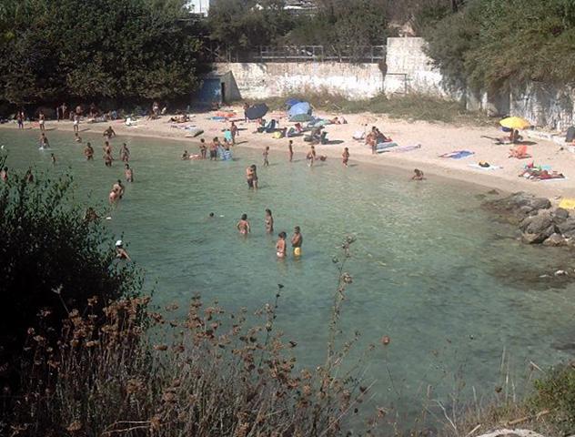 Пляж Порто Купо (Spiaggia di Porto Cupo)