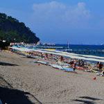 Пляжи Бельдиби: обзор и описание