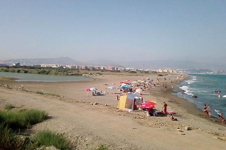 Гуадальорсе (Playa de Guadalhorce)