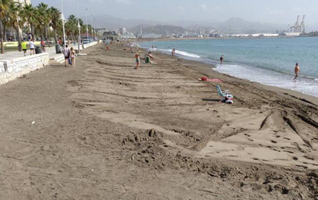 Уэлин (Playa de Huelin)