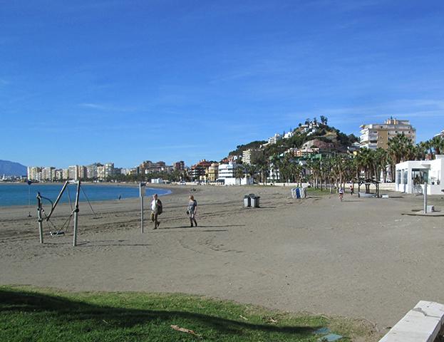 Ла Калета (Playa de la Caleta)