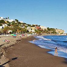 Лучшие пляжи Малаги: фото и описание